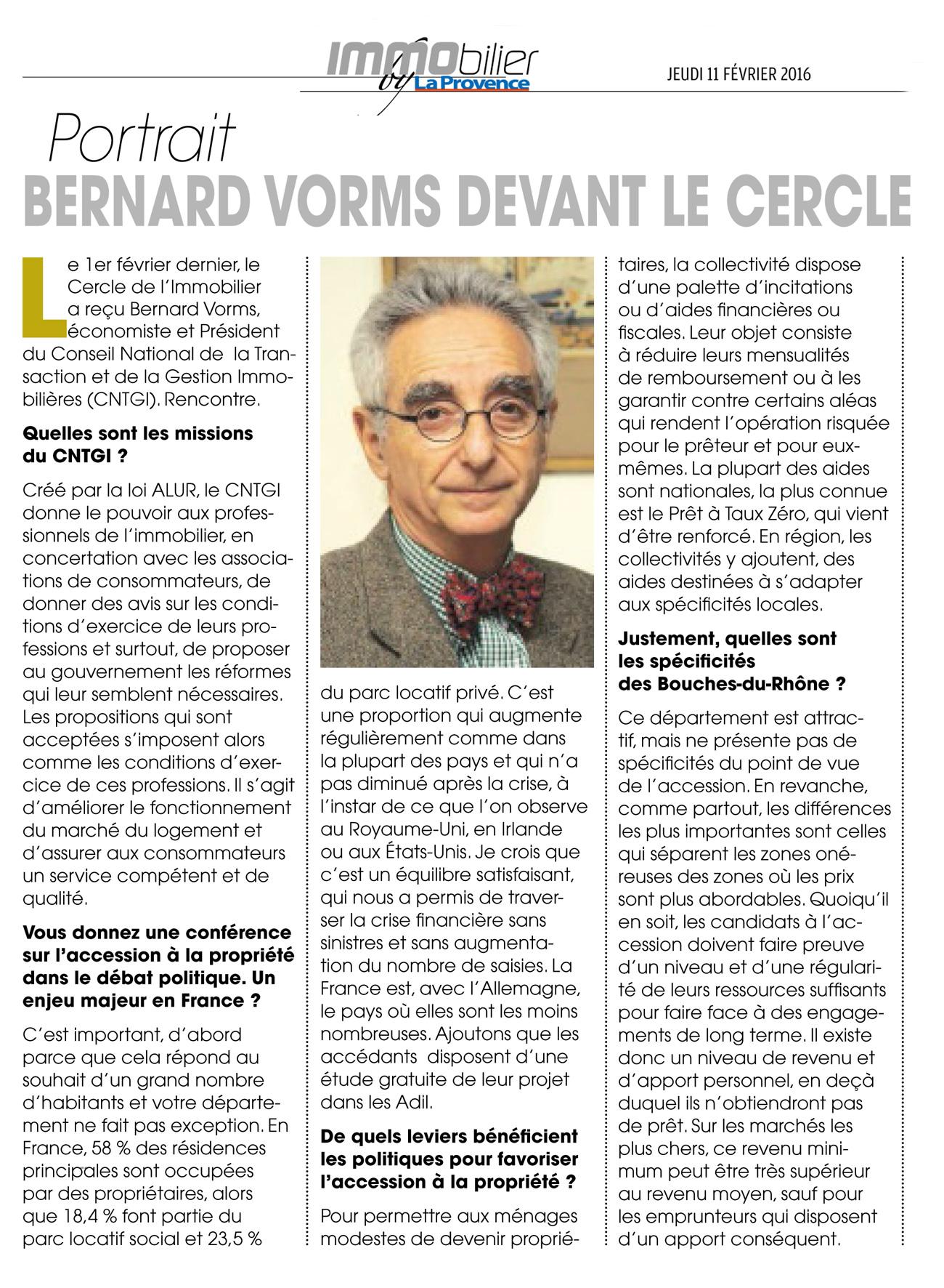 Article-La-Provence_Vorms